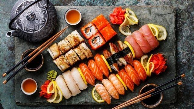 Sushi Show na Twoim przyjęciu