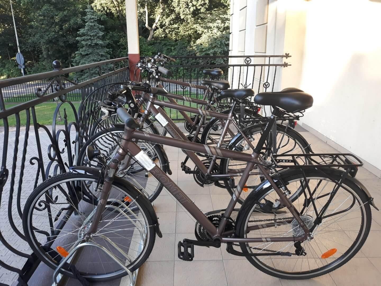 Recepta na relaks i zdrowie  – to właśnie rower!